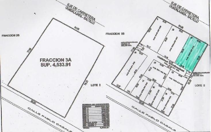 Foto de terreno habitacional en venta en  , las ca?adas, zapopan, jalisco, 1440459 No. 12