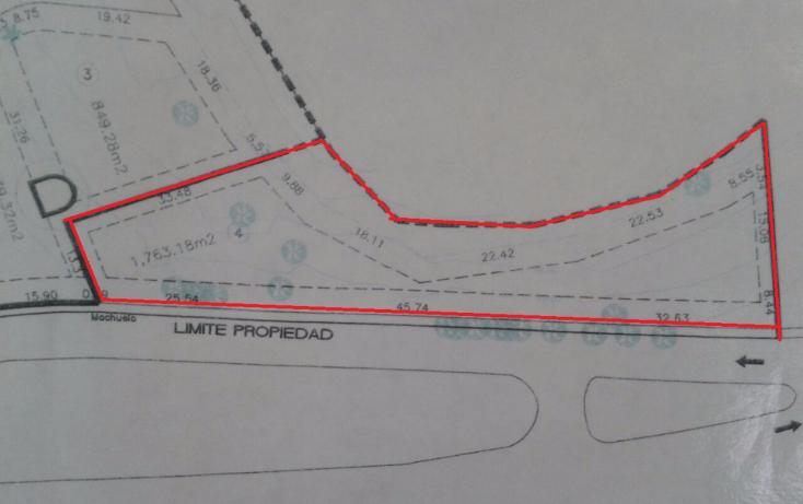 Foto de terreno habitacional en venta en  , las cañadas, zapopan, jalisco, 1465373 No. 03