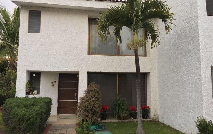 Foto de casa en venta en  , las ca?adas, zapopan, jalisco, 1584160 No. 01
