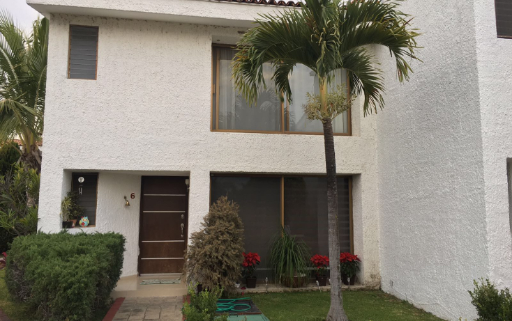 Foto de casa en venta en  , las cañadas, zapopan, jalisco, 1601072 No. 01