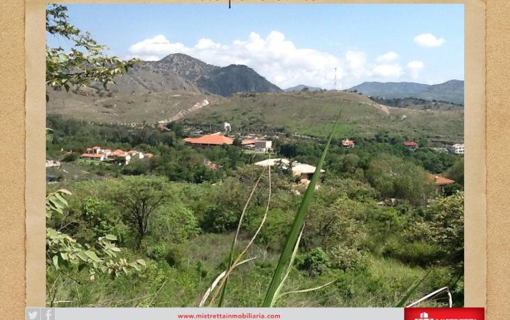 Foto de terreno habitacional en venta en  , las cañadas, zapopan, jalisco, 1604646 No. 01
