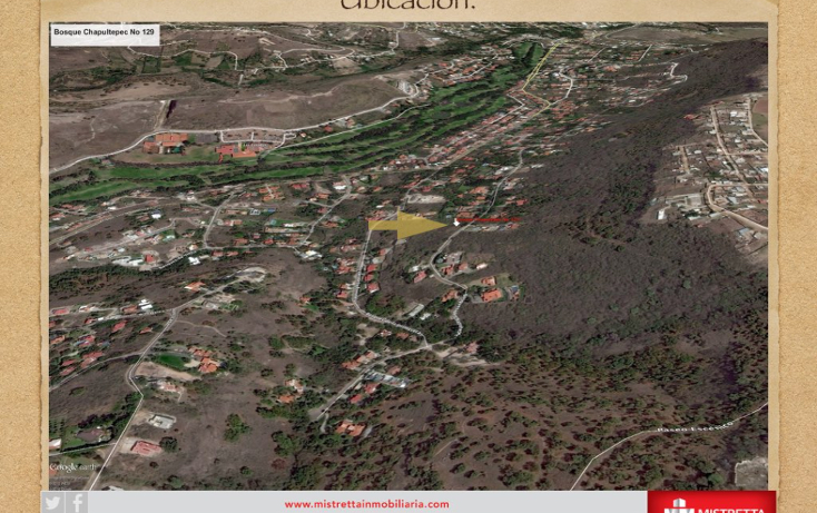 Foto de terreno habitacional en venta en  , las cañadas, zapopan, jalisco, 1604646 No. 04