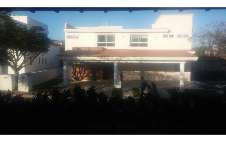 Foto de casa en venta en  , las cañadas, zapopan, jalisco, 1614232 No. 01