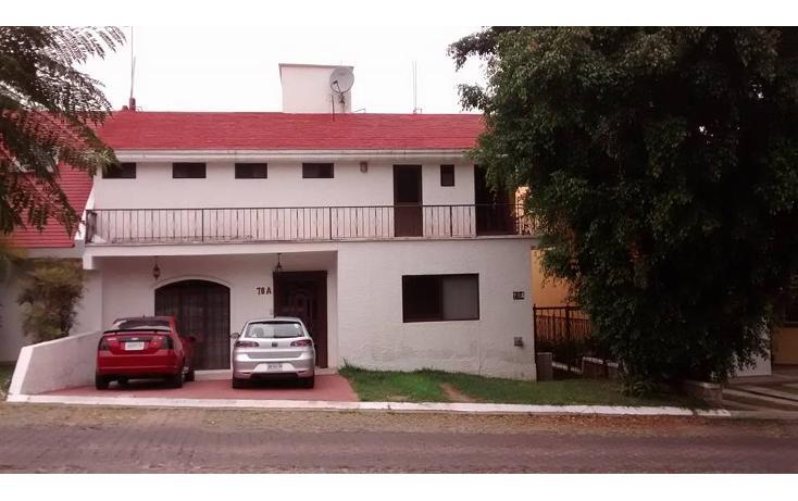 Foto de casa en venta en  , las cañadas, zapopan, jalisco, 1704532 No. 01