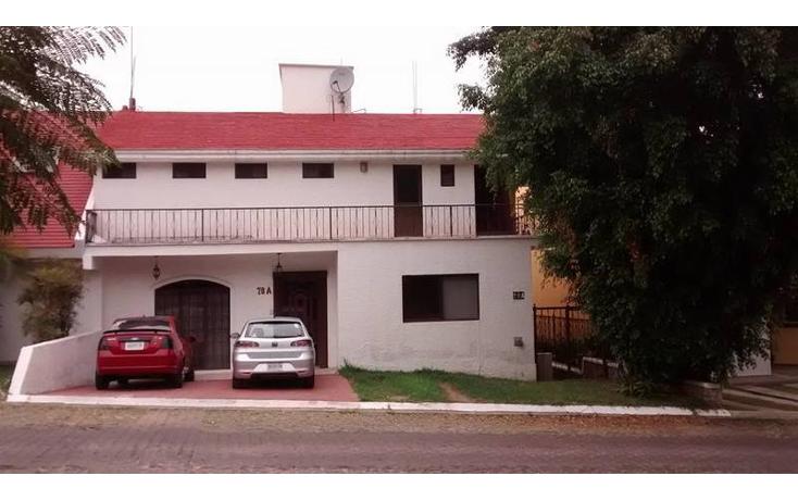 Foto de casa en venta en  , las ca?adas, zapopan, jalisco, 1856902 No. 01