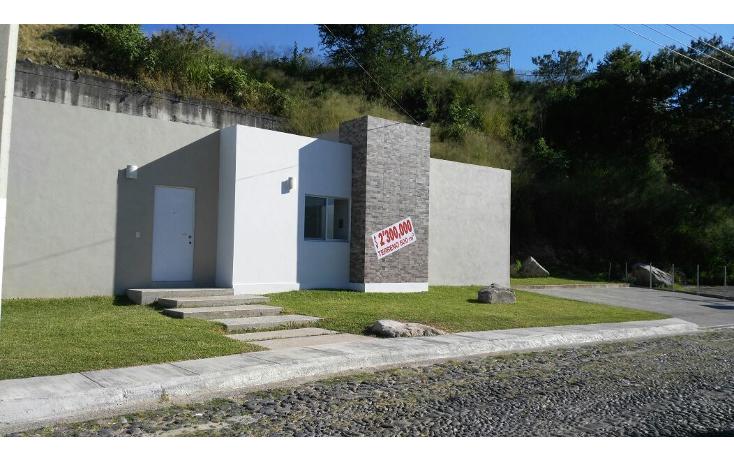 Foto de casa en venta en  , las ca?adas, zapopan, jalisco, 1949087 No. 01