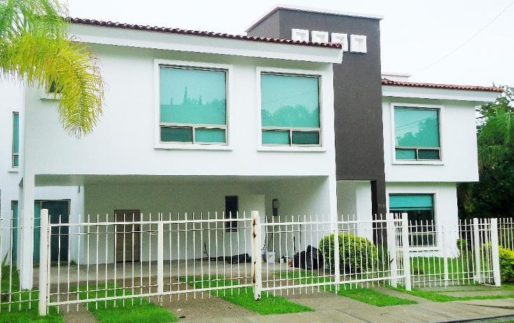 Foto de casa en venta en  , las cañadas, zapopan, jalisco, 2036245 No. 01