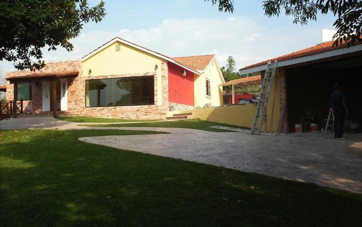Foto de casa en venta en  , las cañadas, zapopan, jalisco, 2042653 No. 01