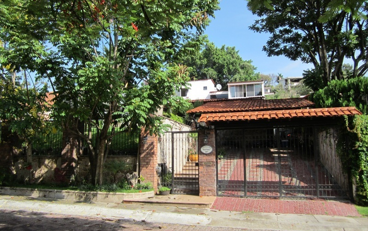 Foto de casa en venta en  , las ca?adas, zapopan, jalisco, 452394 No. 01