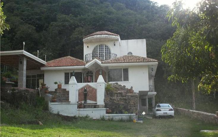 Foto de casa en venta en  , las cañadas, zapopan, jalisco, 452395 No. 01
