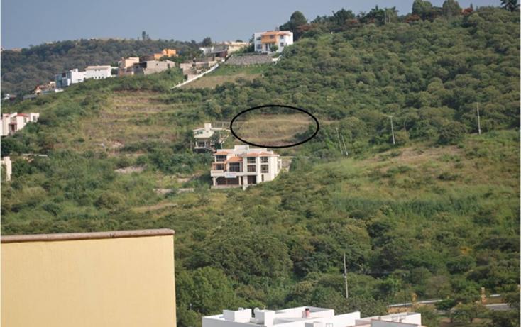Foto de terreno habitacional en venta en  , las cañadas, zapopan, jalisco, 452420 No. 01