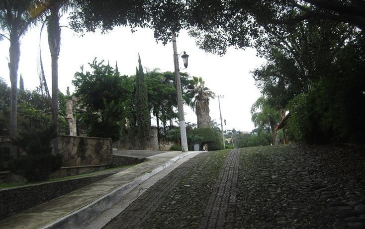 Foto de terreno habitacional en venta en  , las cañadas, zapopan, jalisco, 452432 No. 01