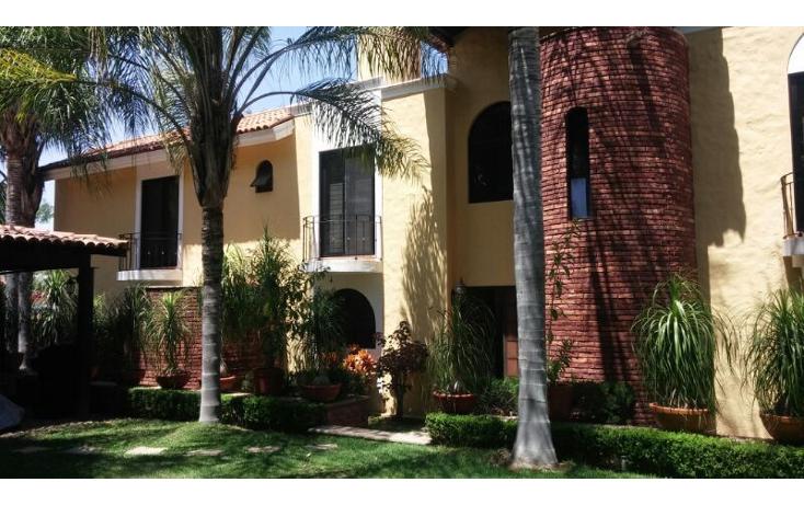 Foto de casa en venta en  , las ca?adas, zapopan, jalisco, 452486 No. 01