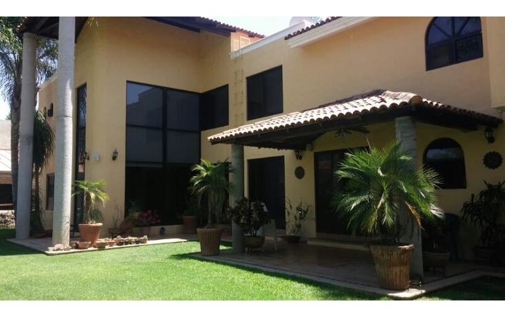 Foto de casa en venta en  , las ca?adas, zapopan, jalisco, 452486 No. 02