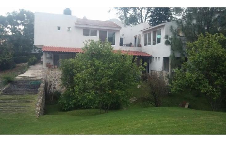 Foto de casa en venta en  , las cañadas, zapopan, jalisco, 551606 No. 01