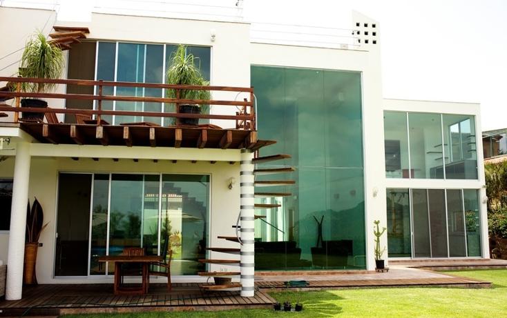Foto de casa en venta en  , las ca?adas, zapopan, jalisco, 639497 No. 02
