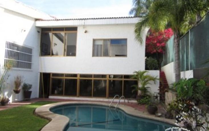 Foto de casa en venta en  , las ca?adas, zapopan, jalisco, 825107 No. 01