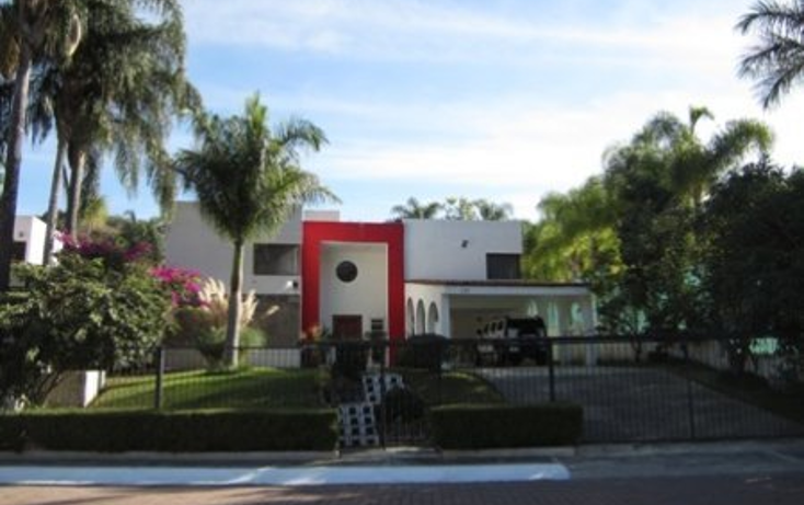 Foto de casa en venta en  , las ca?adas, zapopan, jalisco, 825107 No. 02
