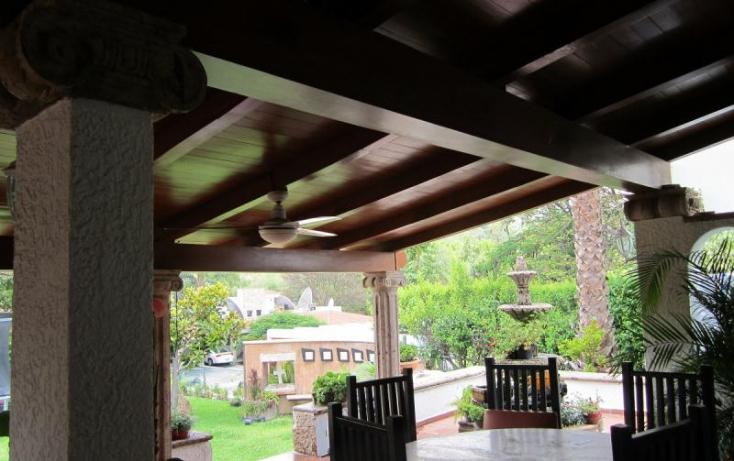 Foto de casa en venta en, las cañadas, zapopan, jalisco, 852009 no 43