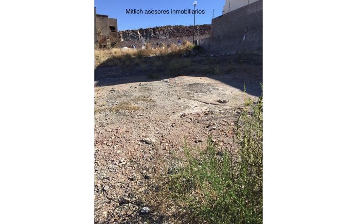 Foto de terreno habitacional en venta en  , las canteras, chihuahua, chihuahua, 1551256 No. 01