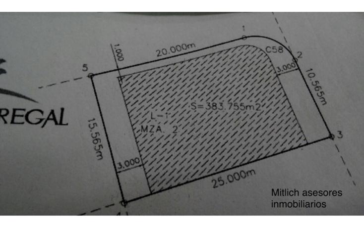Foto de terreno habitacional en venta en  , las canteras, chihuahua, chihuahua, 1551256 No. 04