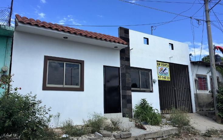 Foto de casa en venta en  , las casitas, tuxtla gutiérrez, chiapas, 1907675 No. 01