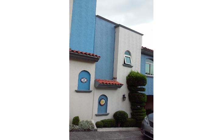 Foto de casa en venta en  , las colonias, atizapán de zaragoza, méxico, 1109929 No. 01