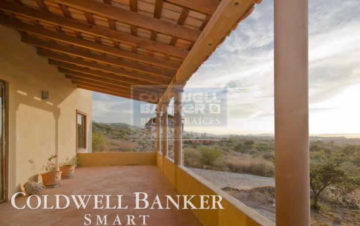 Foto de casa en venta en  , el obraje, san miguel de allende, guanajuato, 529358 No. 10