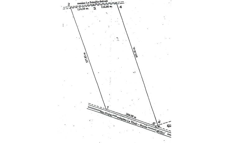 Foto de terreno comercial en venta en  , las conchas, tierra blanca, veracruz de ignacio de la llave, 1102165 No. 01