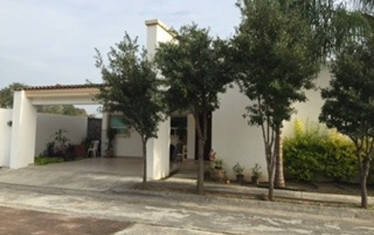 Foto de terreno habitacional en venta en  , las cristalinas, santiago, nuevo león, 1139985 No. 01