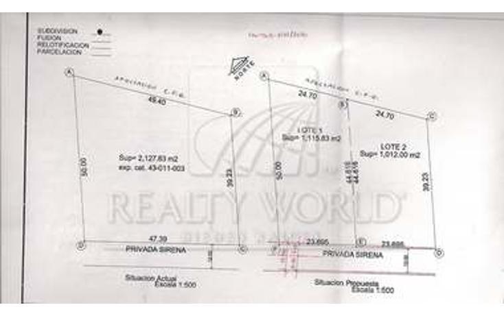 Foto de terreno habitacional en venta en  , las cristalinas, santiago, nuevo león, 1503685 No. 01