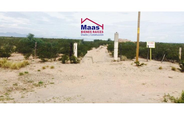 Foto de terreno industrial en venta en  , las cruces, aldama, chihuahua, 1692014 No. 02