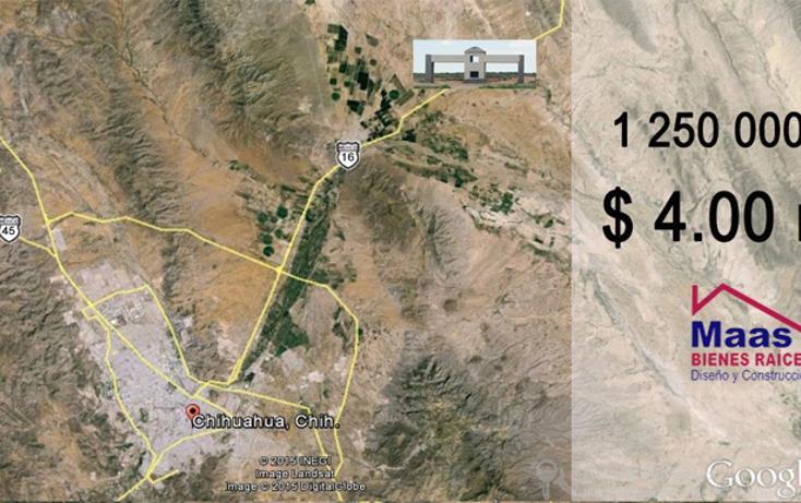 Foto de terreno industrial en venta en, las cruces, aldama, chihuahua, 1692014 no 03