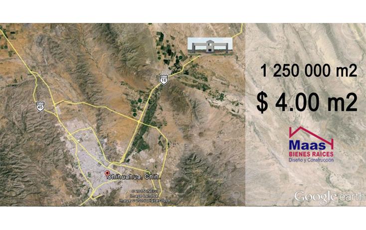 Foto de terreno industrial en venta en  , las cruces, aldama, chihuahua, 1692014 No. 03