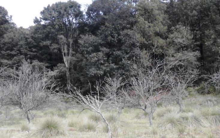 Foto de terreno habitacional en venta en domicilio conocido , las cruces, tenango del valle, méxico, 854039 No. 01