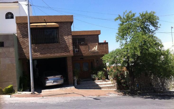 Foto de casa en venta en  , las cumbres 2 sector, monterrey, nuevo le?n, 1971096 No. 01