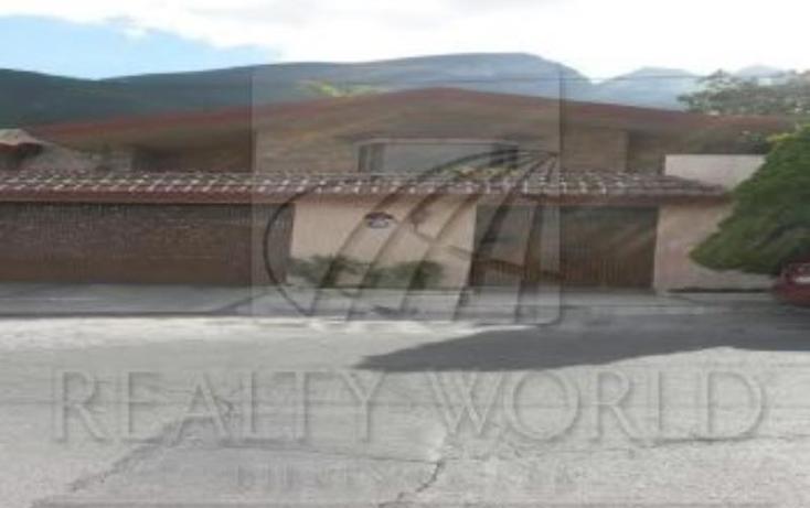 Foto de casa en venta en  , las cumbres 2 sector, monterrey, nuevo león, 907579 No. 01