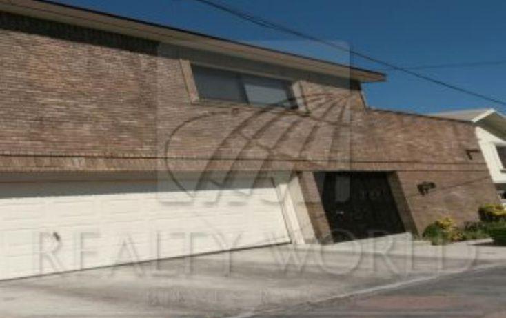 Foto de casa en venta en las cumbres 3 sector, cerradas de cumbres sector alcalá, monterrey, nuevo león, 1216833 no 01