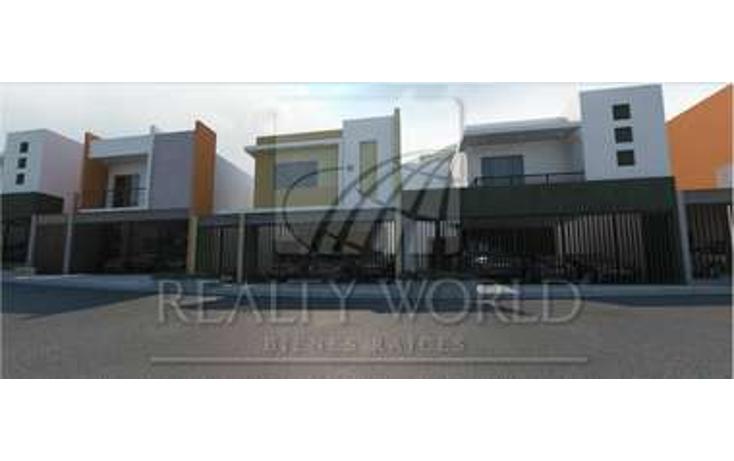 Foto de casa en venta en  , las cumbres 3 sector, monterrey, nuevo león, 1048915 No. 01