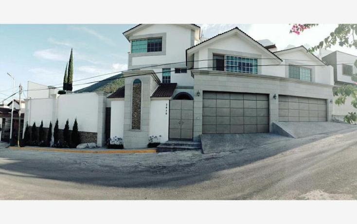 Foto de casa en venta en  , las cumbres 4 sector b, monterrey, nuevo león, 1806350 No. 02