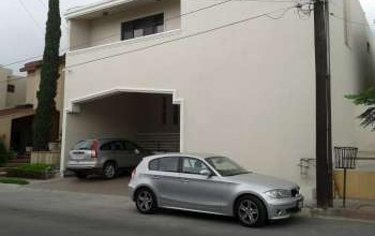 Foto de casa en venta en  , las cumbres 5 sector b, monterrey, nuevo león, 1078877 No. 01