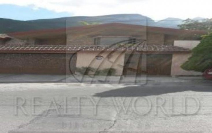 Foto de casa en venta en las cumbres, las cumbres 2 sector ampliación, monterrey, nuevo león, 907579 no 01