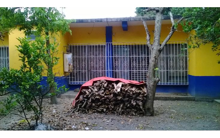 Foto de casa en venta en  , las delicias, minatitlán, veracruz de ignacio de la llave, 1259301 No. 01