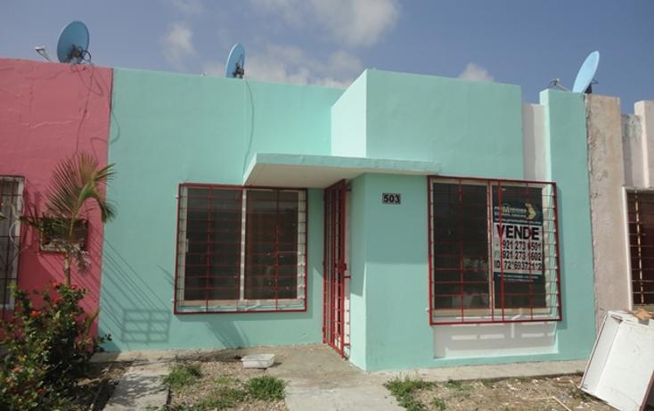 Foto de casa en venta en  , las dunas, coatzacoalcos, veracruz de ignacio de la llave, 1256825 No. 01