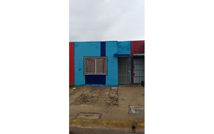 Foto de casa en venta en  , las dunas, coatzacoalcos, veracruz de ignacio de la llave, 941947 No. 01