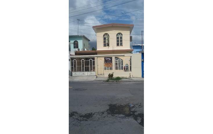 Foto de casa en venta en  , las encinas, general escobedo, nuevo león, 2455333 No. 01