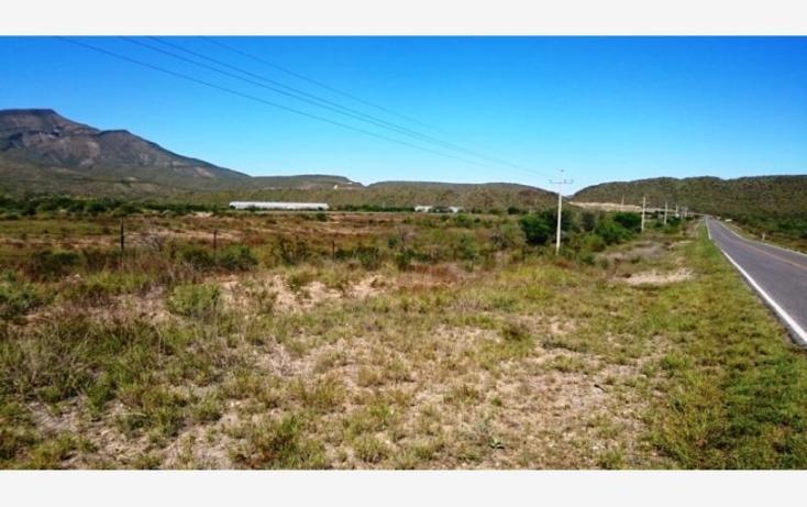 Foto de terreno comercial en venta en carretera antigua a monclova , las encinas, ramos arizpe, coahuila de zaragoza, 1451085 No. 02