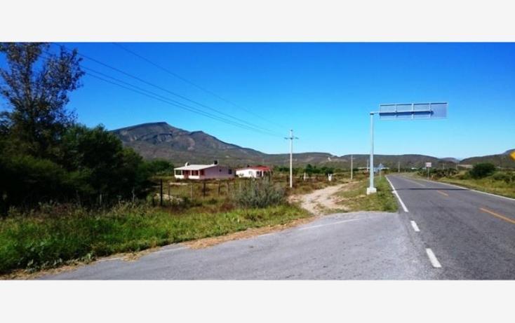 Foto de terreno comercial en venta en carretera antigua a monclova , las encinas, ramos arizpe, coahuila de zaragoza, 1451085 No. 08