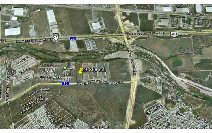 Foto de terreno comercial en venta en  , las escobas, guadalupe, nuevo le?n, 1545830 No. 01