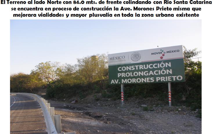 Foto de terreno comercial en venta en  , las escobas, guadalupe, nuevo le?n, 1545830 No. 03